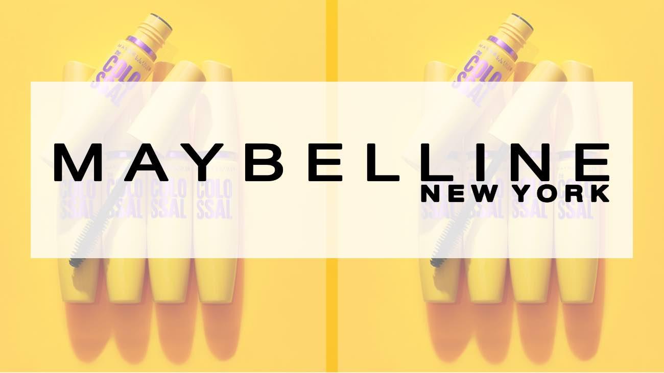 Maybelline busca 50 probadoras