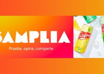 Samplia muestras gratis de La Casera